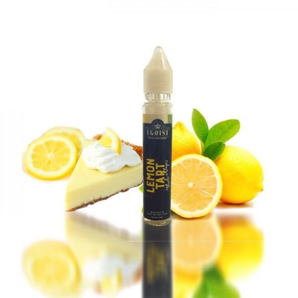Egoist Flavor Shake & Vape - Lemon Tart 30ml