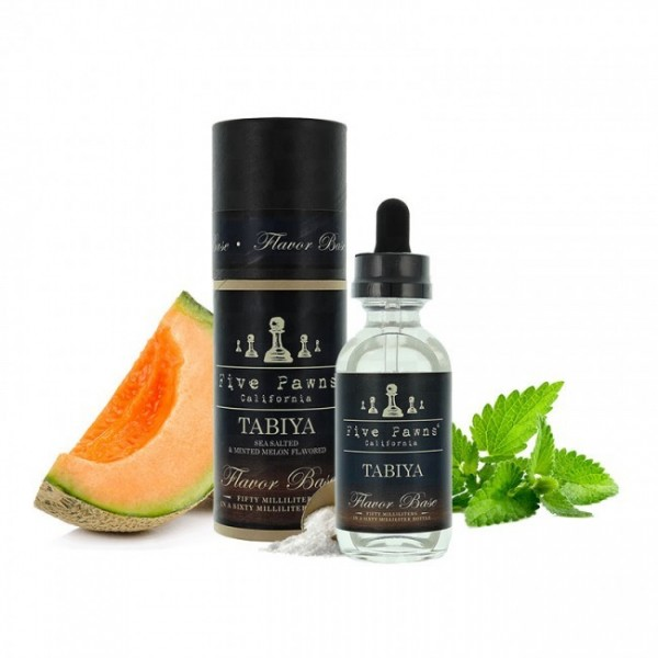 Five Pawns Flavor Shot Tabiya