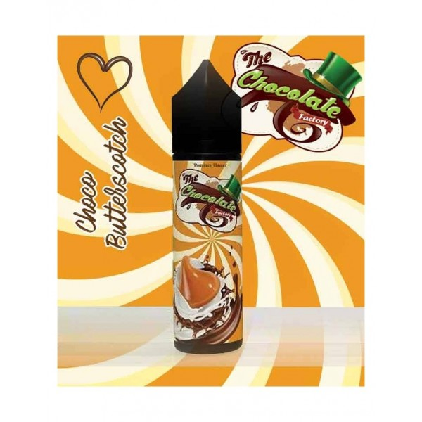 The Chocolate Factory - Choco Butterscotch 60ml
