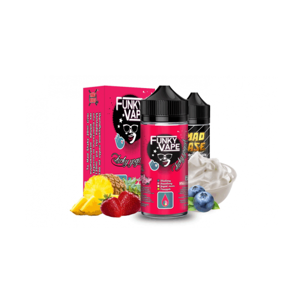 Mad Juice Shake & Vape - Lucky Yogurt 100ml