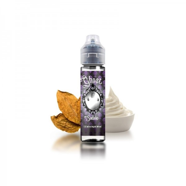SAFE SMOKING - GHOST - SADAKO FLAVORSHOTS 12/60ML