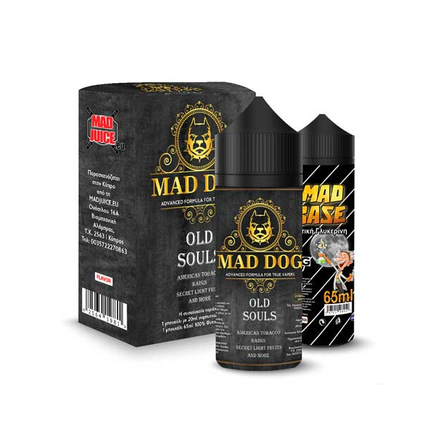 Mad Juice Flavor Shot - Old Souls 20/100ml