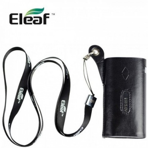 Eleaf iStick 50W Leather Case with Lanyard