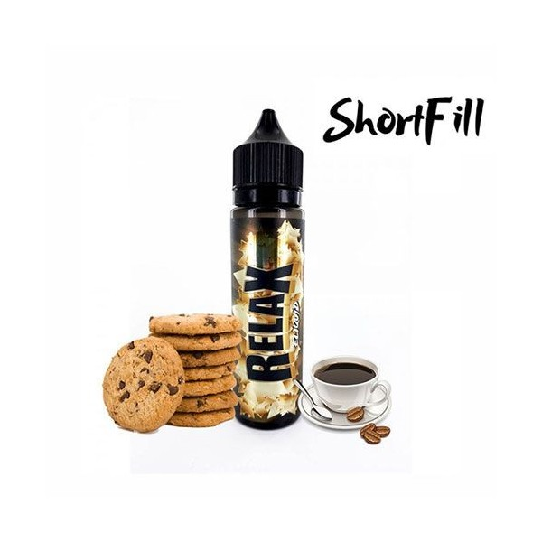 Eliquid France ShortFill Relax 70ml