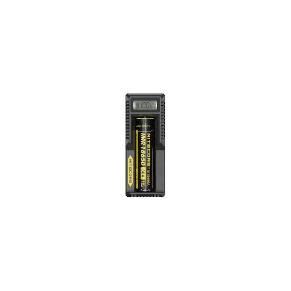 Nitecore Intellicharger UM10 LCD Φορτιστής