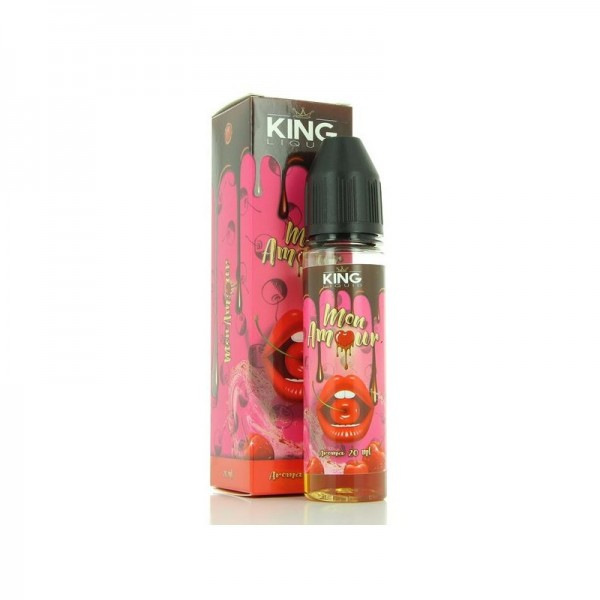 Mon Amour King Liquid SHAKE & VAPE