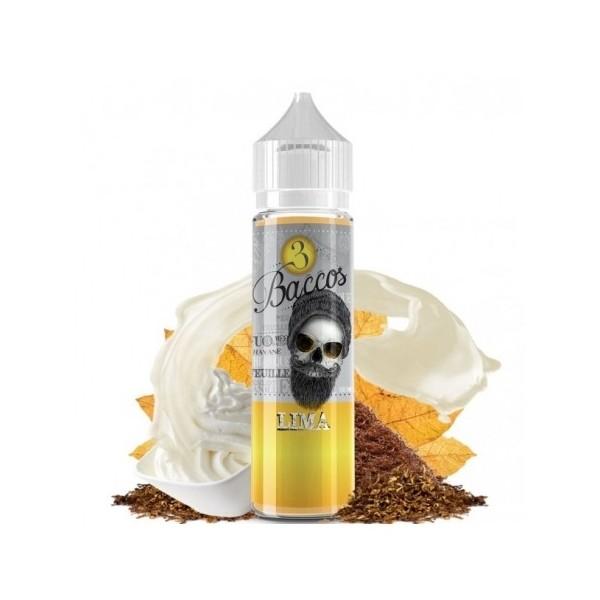 3Baccos Flavour Shot Lima