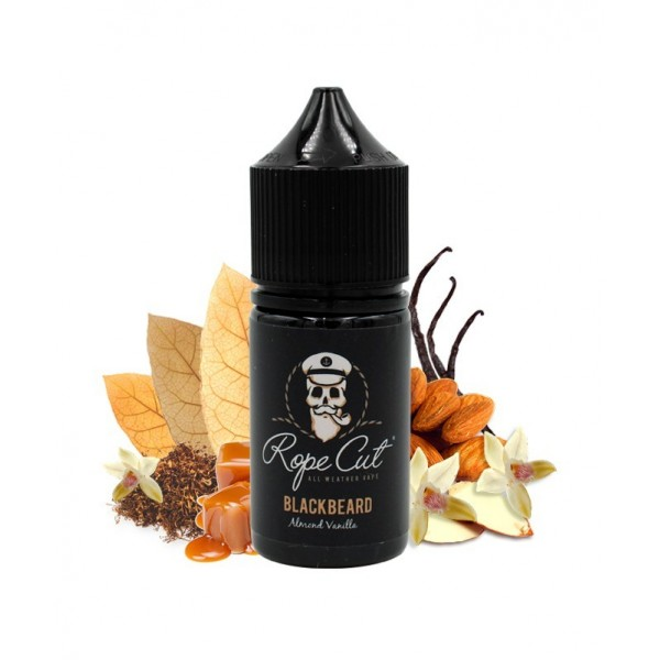 Rope Cut - Άρωμα Black Beard 30ML