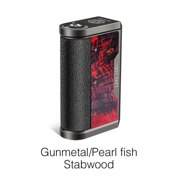 Box Mod Centaurus DNA 250C Limited Stabwood Series by Lost Vape