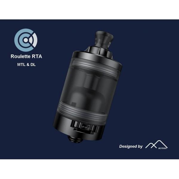 Roulette RTA – Across Vape