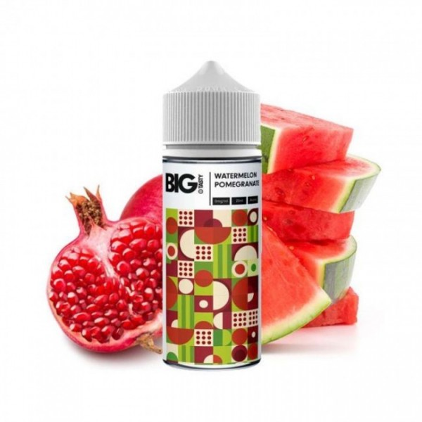 Watermelon Pomegrante - Big Tasty
